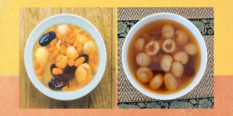 Chinese Soups and Teas