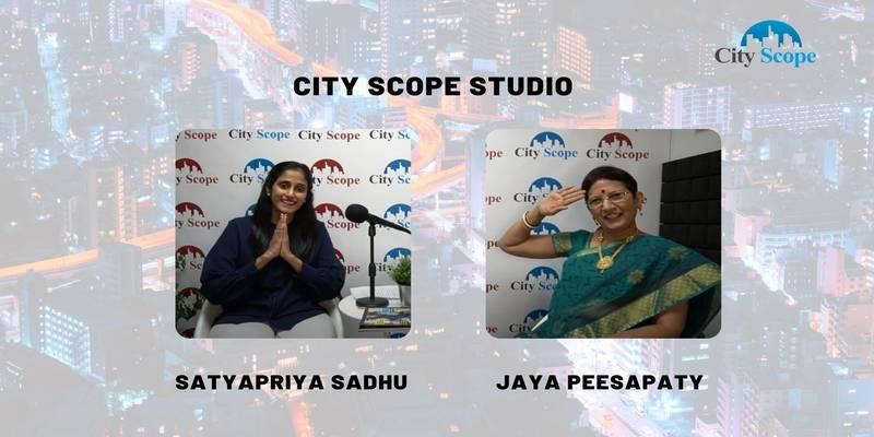 City Scope Studio: Jaya Peesapaty