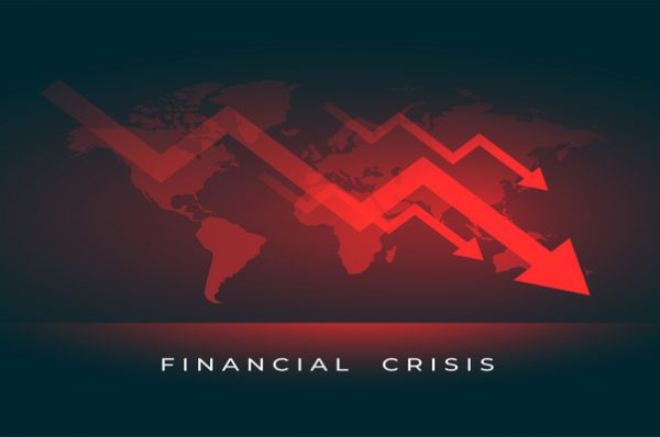 Financial crisis due to COVID-19