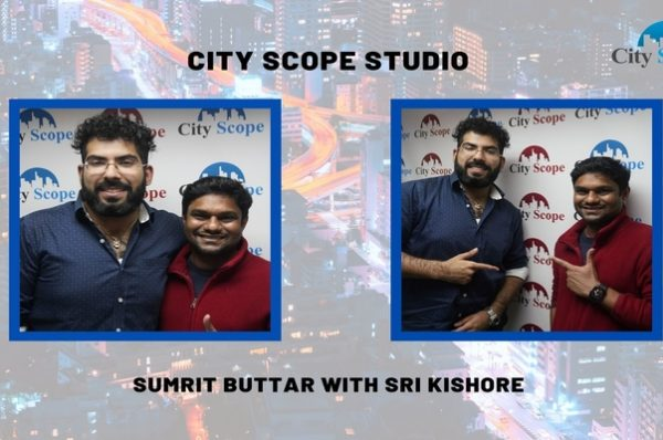 Sumrit Buttar with Sri Kishore part 1