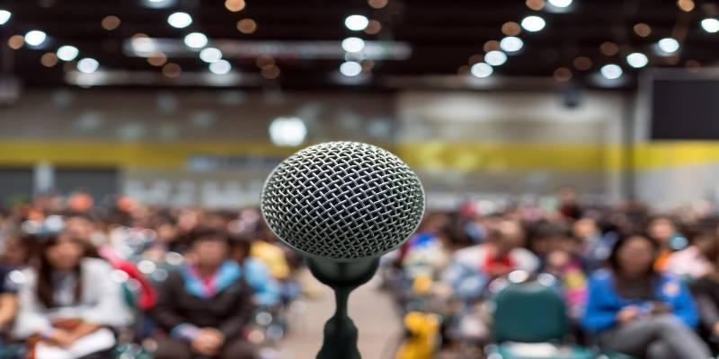 Master the art of public speaking