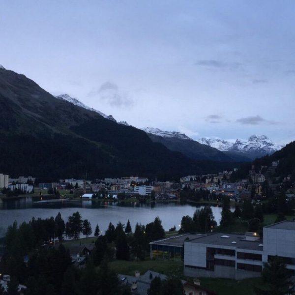 St Moritz Town 1