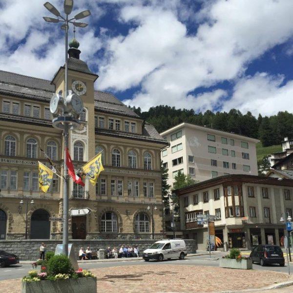St Moritz Town
