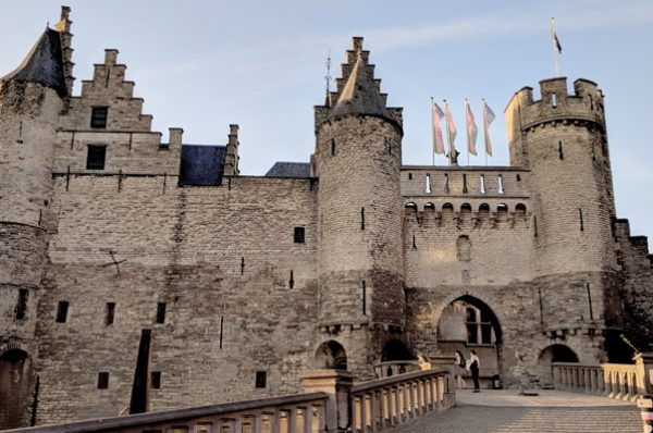 Travel Story Antwerp