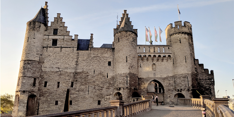 Antwerp: A humble abode that makes for a traveller's favourite pit stop